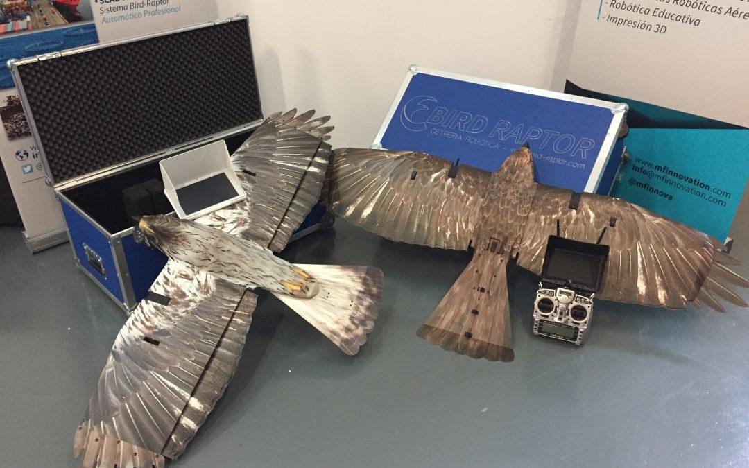 Investigacion sobre nuevas tecnologías para la disuación de aves